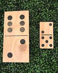 Giant Dominoes $20